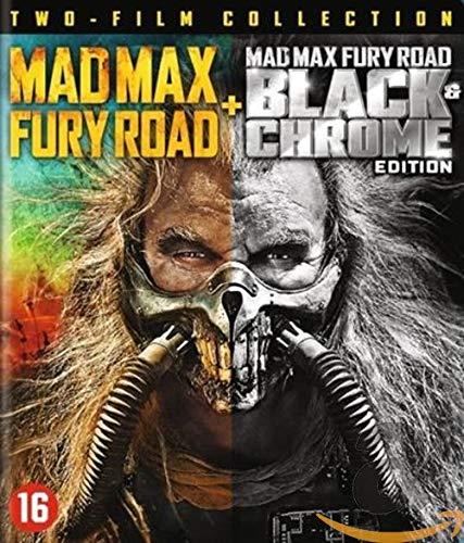 BLU-RAY - Mad Max - Fury Road + Black & Chrome Edition (1 Blu-ray)