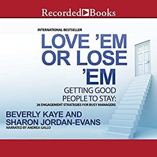 Love 'Em or Lose 'Em, Fifth Edition audiobook cover art