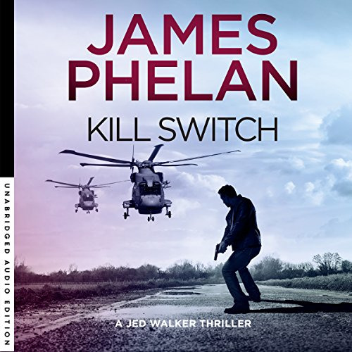 Kill Switch audiobook cover art