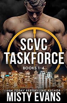 SCVC Taskforce Box Set, Books 1-4 by [Misty Evans]