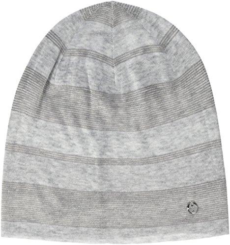ESPRIT Accessoires Damen 087EA1P004 Strickmütze, Grau (Light Grey 040), One Size