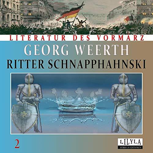 Ritter Schnapphahnski 2 Titelbild