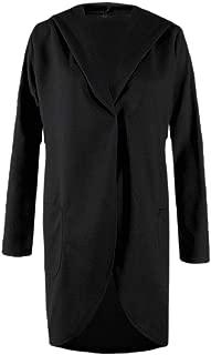 Women's Jacket Fall Winter Jacket Casual Outwear Parka Cardigan Slim Coat Overcoat