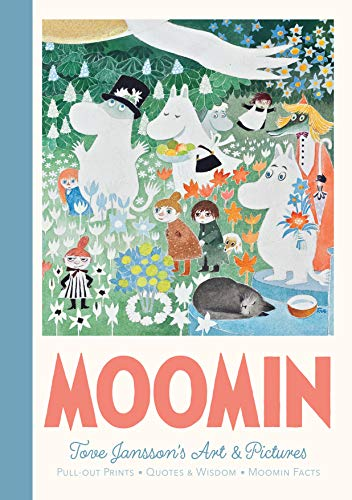 Moomin Pull-Out Prints: Tove Jansson's Art & Pictures