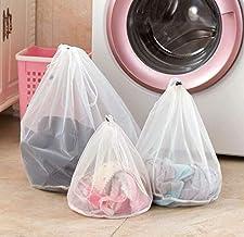 3 Size Washing Laundry Bag Clothing Care Foldable Protection Net Filter Underwear Bra Socks Underwear Washing Machine Clot...