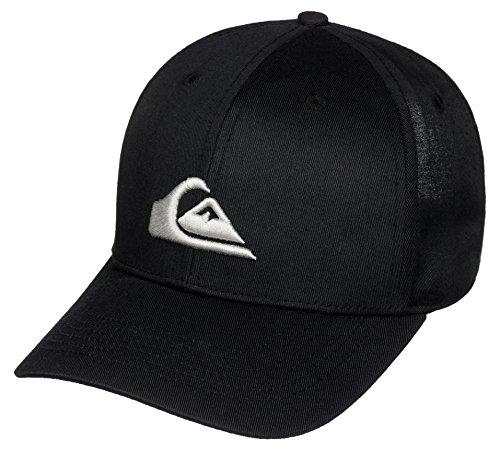 Quiksilver Decades Gorra negra talla unica