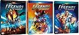 DC'S LEGENDS OF TOMORROW - STAGIONI DA 1 A 3 (12 DVD) COFANETTI...
