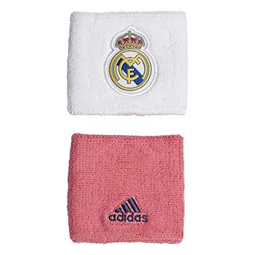 0AFIT|#Adidas Real Wb Polsino, Unisex – Adulto, white/spring pink/dark blue, OSFM
