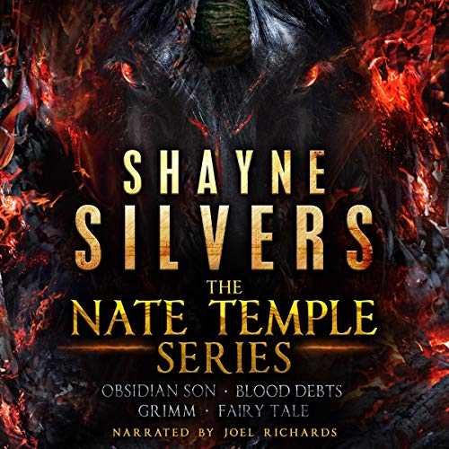 The Nate Temple Series: Books 0-3 cover art