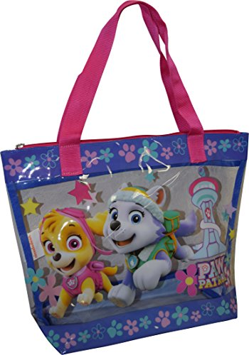 Nickelodeon Paw Patrol Large PVC Carry-All Tote