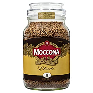 Moccona Classic Dark Roast Freeze Dried, 6x400g (B07KS9XY6H) | Amazon price tracker / tracking, Amazon price history charts, Amazon price watches, Amazon price drop alerts