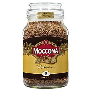 Moccona Classic Dark Roast Freeze Dried, 400 g (B07F6ZV33C) | Amazon price tracker / tracking, Amazon price history charts, Amazon price watches, Amazon price drop alerts