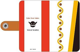 テイルズ オブ ジ アビス 手帳型スマホケース(ルーク・フォン・ファブレ)Lサイズ