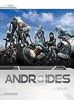 Androides - Coffret T01 à T04 de Jesus Hervas Millan
