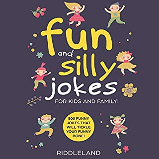 Fun and Silly Jokes for Kids and Family cover art