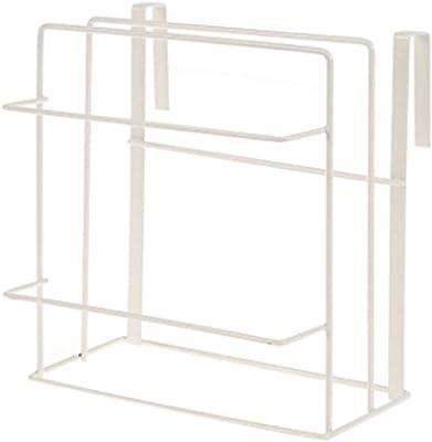A'sTool まな板収納 吊り下げ ホルダー 2Way キッチン収納 (白色)