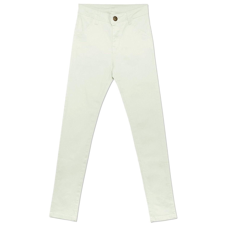 (リエディ) Re:EDIT パギンス 美脚 ストレッチ カラー スキニー カラーパンツ パンツ