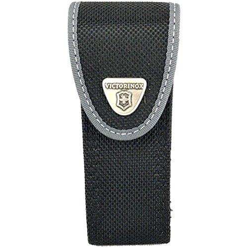 Victorinox Zubehör Nylon-Etui schwarz mit Lampenfach Mantel, one size