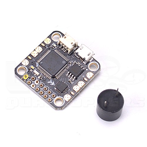 USAQ Mini F4 Flight Controller Betaflight with Built-In PDB 5V BEC for Micro Racing