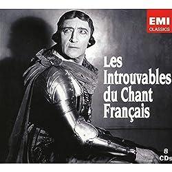 Les introuvables du chant français (8CD)