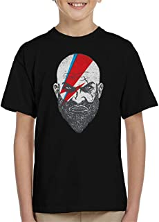 Cloud City 7 Ziggy Kratos God of War Kid's T-Shirt