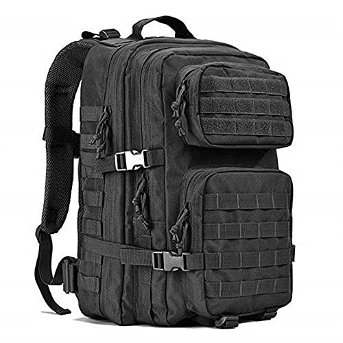 Mochila táctica de gran capacidad de 45 litros para hombre, bolsa de asalto militar, utilizada para senderismo, camping, bolsa de caza