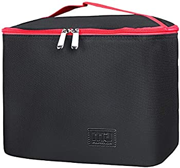 MIU COLOR Insulated Cooler Reusable Collapsible Thermal Bento Lunch Box