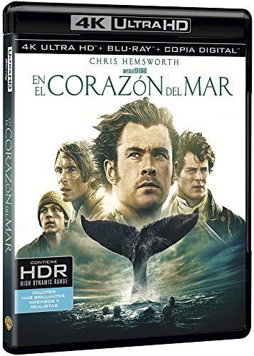 Im Herzen der See (In the Heart of the Sea, Spanien Import, siehe Details für Sprachen)