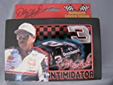 Dale Earnhardt #3 The Intimidator Playing Cards, 2 Decks In Collectible Tin