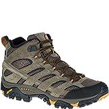 Merrell Men's Moab 2 Vent Mid Hiking Boot, Walnut, 9 M US