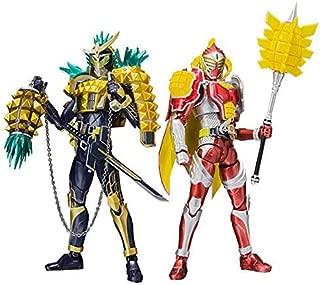 Bandai Tamashii Nations S.H. Figuarts Kamen Rider Gaim Pine Arms & Kamen Rider Baron Mango Arms Action Figure