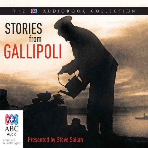 Stories from Gallipoli  By  cover art