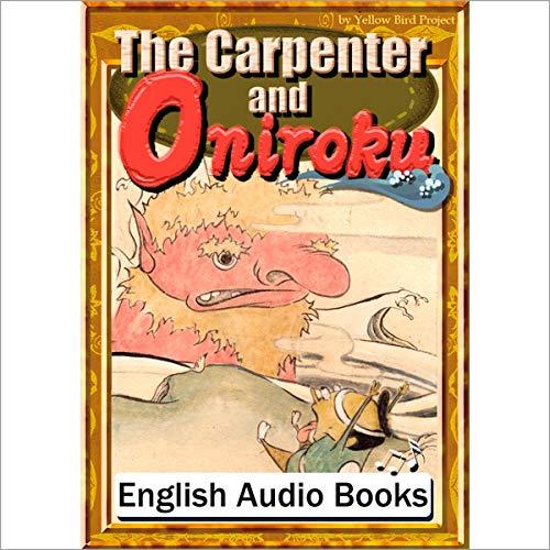 『The Carpenter and Oniroku(大工と鬼六・英語版)』のカバーアート