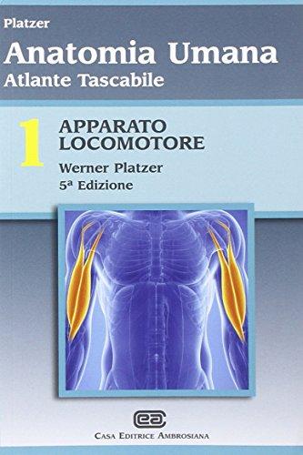 Atlante tascabile di anatomia umana. Apparato locomotore (Vol. 1)
