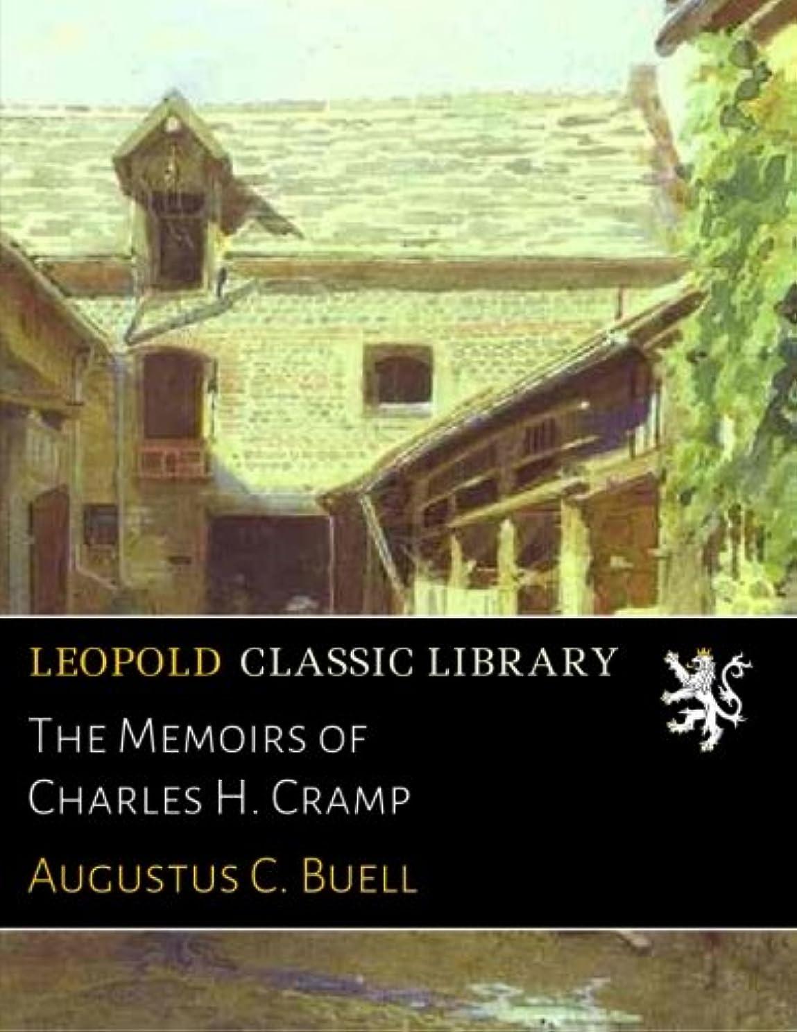 つかむ手荷物ストライプThe Memoirs of Charles H. Cramp