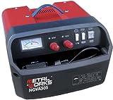 Cargador + Arrancador de Baterias Motores 12 y 24v Alta Potencia