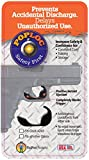 Poploc Trigger Block Safety for Glock Pistols (Black, Glock 42/43/48)
