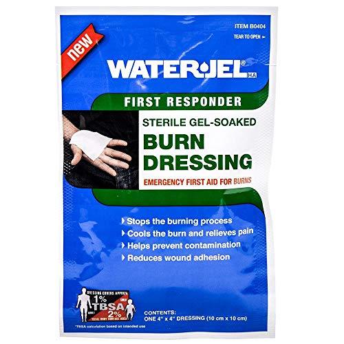 WATER-JEL - Burn Dressing - 4 x 4