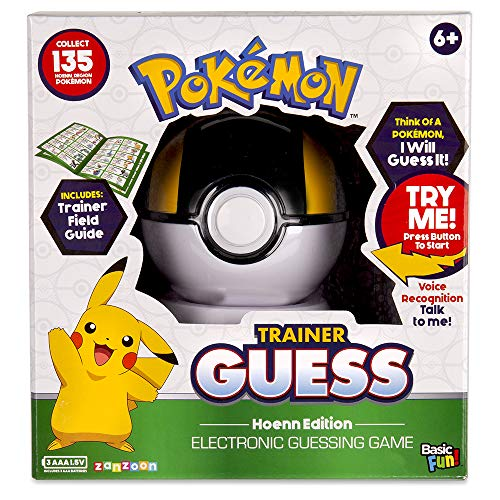 Basic Fun Pokemon Trainer Guess: Hoenn