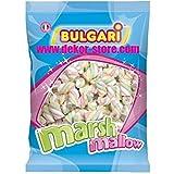 Marshmallow estruso treccia 4 colori 1 kg...