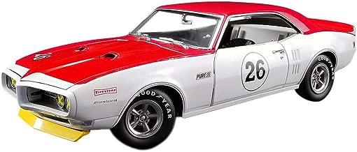 New DIECAST Toys CAR Acme 1:18 Jerry Titus #26 1968 Pontiac Trans AM Firebird Tribute (RED/White) A1805210
