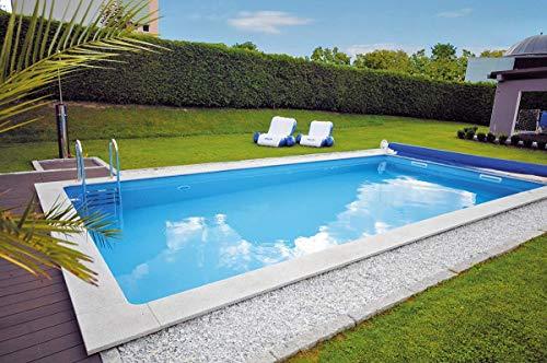 Kwad Pool de Luxe 7,0x3,5x1,5m