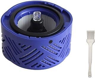 Sweet D Filtro Trasero Post Motor Hepa Filter para Dyson V6 & Aspirador Accesorios, Kit de Repuestos