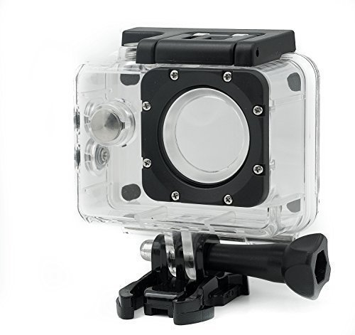 QUMOX wasserdichte Tasche für SJ4000 Action Sport-Kamera