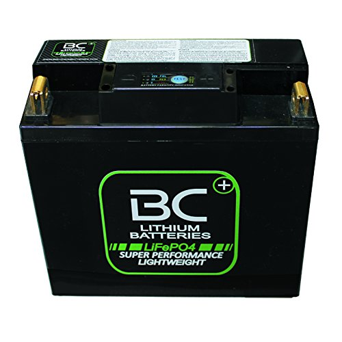 BC Lithium Batteries BC51913-FP-I Motorrad Lithiumbatterie LiFePO4 HJ51913-FP / 51913