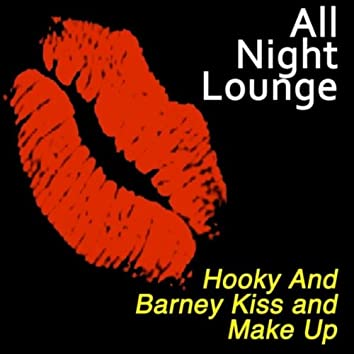 Hooky and Barney Kiss and Make Up