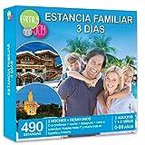 NJOY Experiences - Caja Regalo - Estancia Familiar 3 DÍAS - Más de 490...