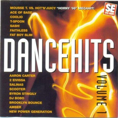 DanceHits Vol. 1 (Fat Boy Slim, Byron Stingly, DJ Bobo, Faithless a.m.m.)