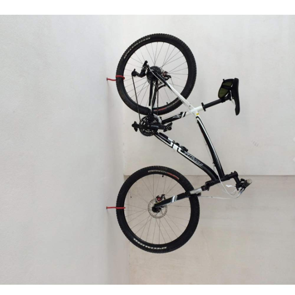 Pesado deber bicicleta almacenamiento ganchos juego de 6 – acero ...