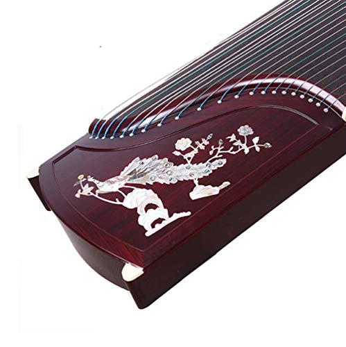 NHY Redwood Guzheng, Ethnische Musikinstrumente Zither,